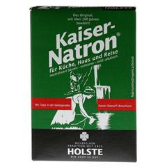 KAISER NATRON Btl. Pulver 250 Gramm - Vorderseite