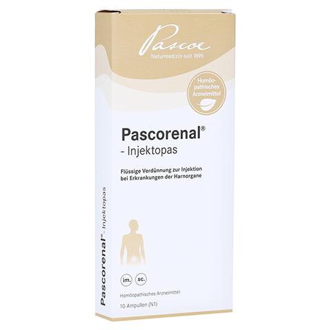 PASCORENAL Injektopas Ampullen 10 Stück N1