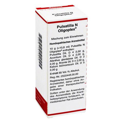 PULSATILLA N Oligoplex Liquidum 50 Milliliter N1