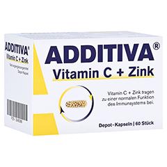 ADDITIVA Vitamin C Depot 300 mg Kapseln 60 Stück