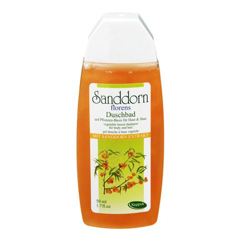 KAPPUS Sanddorn Florens Ethno Pflanzenöl Duschbad 50 Milliliter