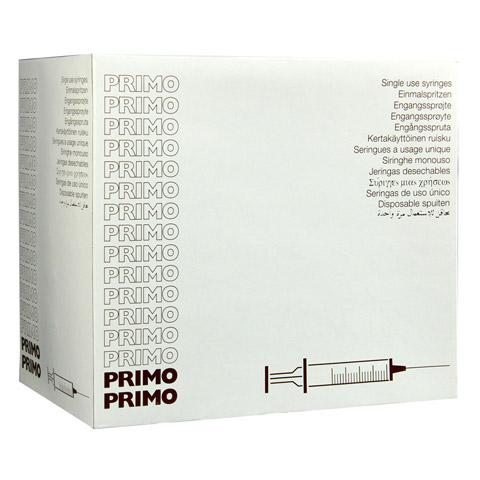 PRIMO Einmalspritze 5 ml exzentrisch 100x5 Milliliter