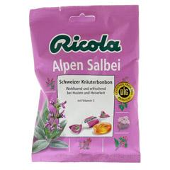 RICOLA m.Z. Salbei Alpen Salbei Bonbons 75 Gramm