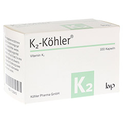 K2-K�HLER Kapseln 100 St�ck