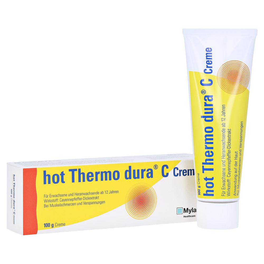 erfahrungen zu hot thermo dura c 100 gramm n3 medpex versandapotheke. Black Bedroom Furniture Sets. Home Design Ideas