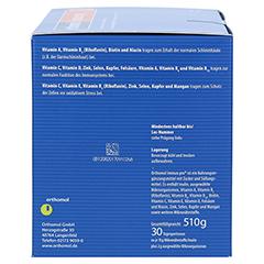 ORTHOMOL Immun Pro Granulat 30 Stück - Linke Seite