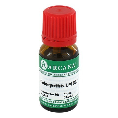 COLOCYNTHIS Arcana LM 12 Dilution 10 Milliliter N1