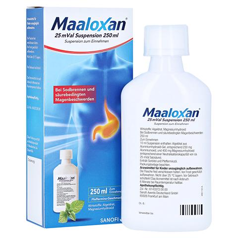 Maaloxan 25mVal Flasche 250 Milliliter N1