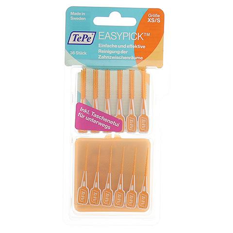 TEPE EasyPick XS/S orange 36 Stück