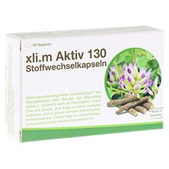 XLIM Aktiv 130 Stoffwechselkapseln 30 Stück