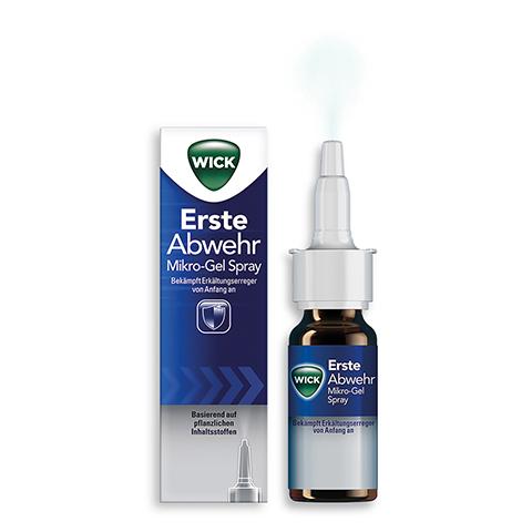 WICK Erste Abwehr Nasenspray Spr�hflasche 15 Milliliter