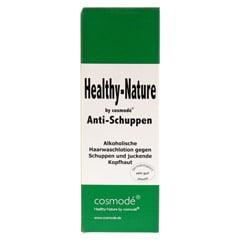 HEALTHY NATURE Anti-Schuppen L�sung 200 Milliliter - Vorderseite