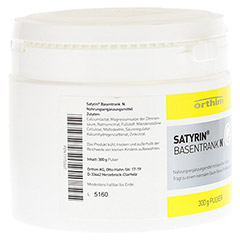 SATYRIN Basentrank N Pulver 300 Gramm - Rechte Seite