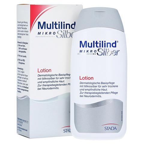 MULTILIND Mikrosilber Lotion 200 Milliliter
