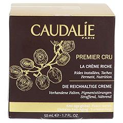 CAUDALIE Premier Cru Riche Creme 50 Milliliter - Vorderseite