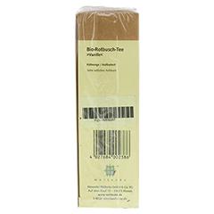 ROTBUSCH Tee Vanille Bio Filterbeutel 25 Stück - Unterseite