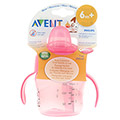 AVENT Trinkbecher 200 ml m.Griff Kind.ab 6 Mo.pink