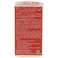 BIO CRANBERRY Vegi Kapseln 400 mg 60 Stück - Rechte Seite