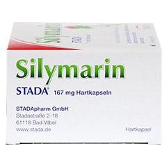 Silymarin STADA 167mg 100 St�ck N3 - Linke Seite