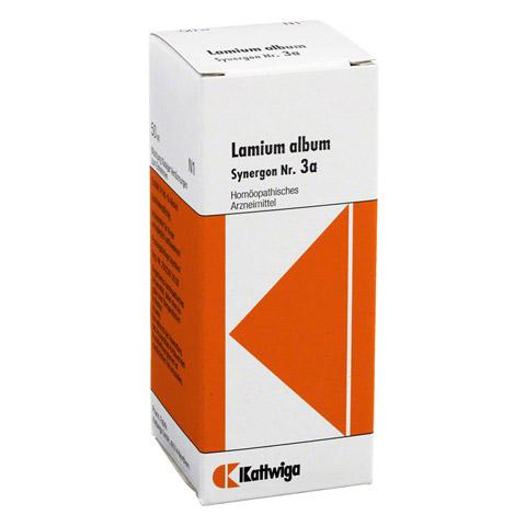 SYNERGON KOMPLEX 3 a Lamium album Tropfen 50 Milliliter N1