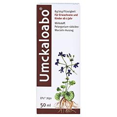 Umckaloabo 50 Milliliter N2 - Vorderseite