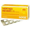 VERTIGO HEVERT SL Tabletten 40 St�ck N1