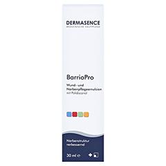 DERMASENCE BarrioPro Wund- u.Narbenpflegeemulsion 30 Milliliter - Vorderseite