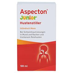 ASPECTON Junior Hustenstiller Isl�ndisch Moos Saft 100 Milliliter - Vorderseite