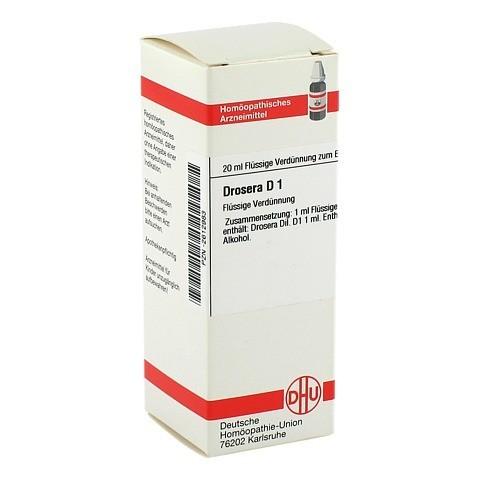 DROSERA D 1 Dilution 20 Milliliter N1