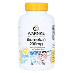 BROMELAIN 200 mg magensaftresistente Tabletten 500 Stück