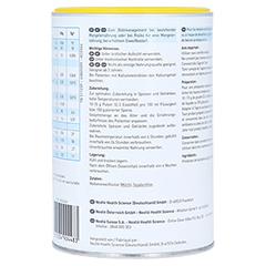 RESOURCE whey protein Pulver 300 Gramm - Rechte Seite