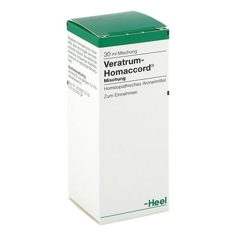 VERATRUM HOMACCORD Tropfen 30 Milliliter