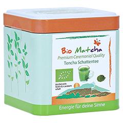MATCHA Bio Premium Tencha Schattentee Pulver 50 Gramm