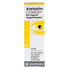 Azelastin-COMOD 0,5mg/ml 10 Milliliter - Vorderseite