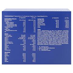ORTHOMOL arthroplus Granulat/Kapseln 30 Stück - Rückseite