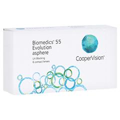 Biomedics 55 Evolution UV 6 Stück