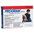 PROGRAM 67,8 mg 2,5-7 kg Tabl.f.Hunde 6 Stück