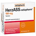 HerzASS-ratiopharm 100mg 100 Stück N3