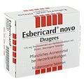 Esbericard novo Dragees 50 Stück N2