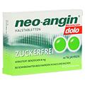 Neo-angin Benzocain dolo Halstabletten zuckerfrei 24 Stück N1