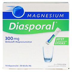 MAGNESIUM DIASPORAL 300 mg Granulat 10x20 Stück - Vorderseite