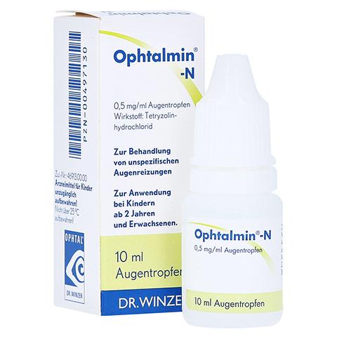Ophtalmin-N 10 Milliliter