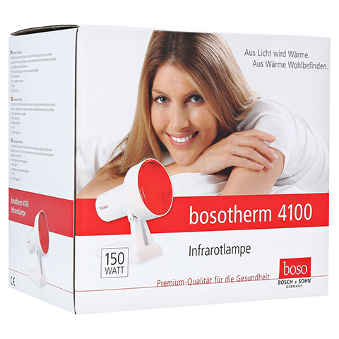 BOSOTHERM Infrarotlampe 4100 1 Stück