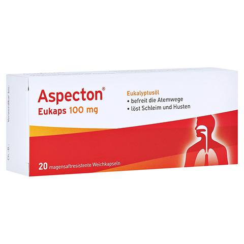 Aspecton Eukaps 100mg 20 Stück