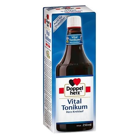Doppelherz Vital Tonikum Herz-Kreislauf alkoholfrei 250 Milliliter
