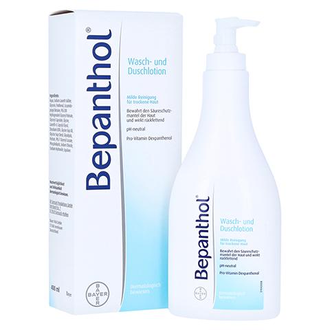 BEPANTHOL Wasch-u.Duschlotion Spender 400 Milliliter