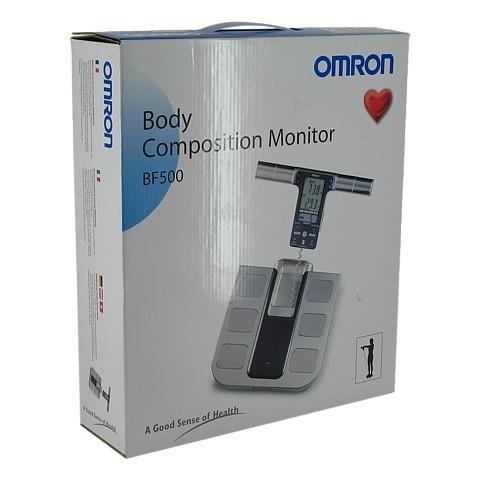 OMRON BF500 Koerperanalyse Waage 1 Stück