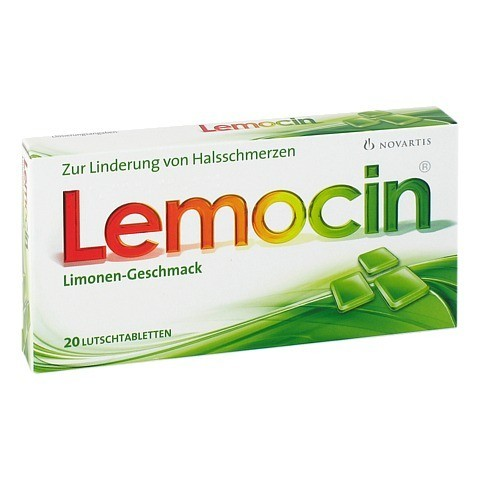 Lemocin 20 Stück N1