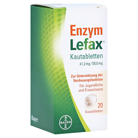 Enzym Lefax 20 Stück