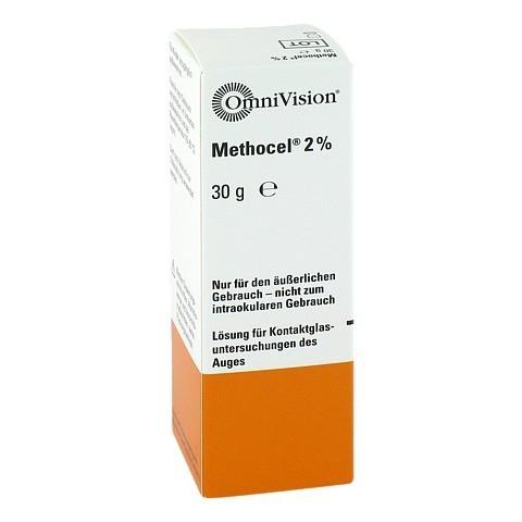 METHOCEL 2% Augentropfen 30 Gramm